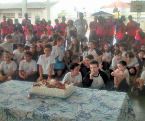 Aniversário de Nascimento de Dom Bosco
